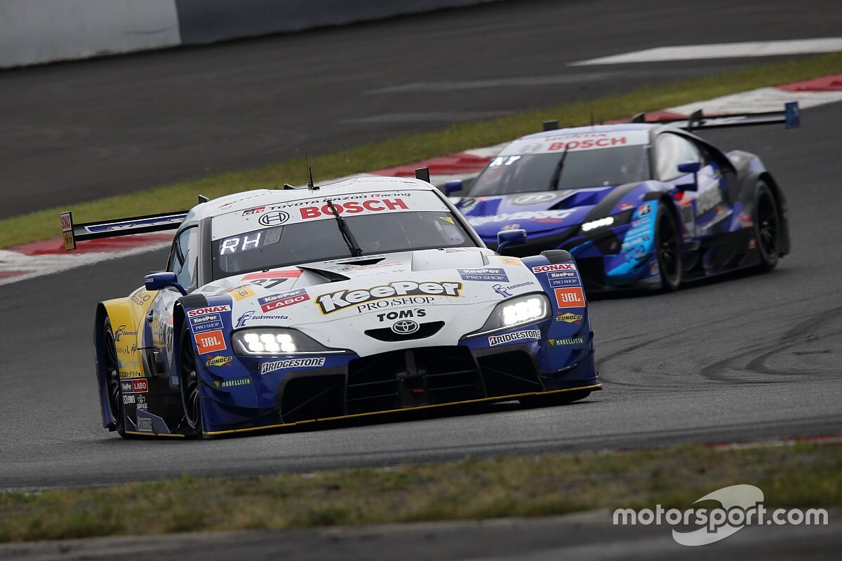 """Toyota's start to the Super GT season was """"too perfect"""""""