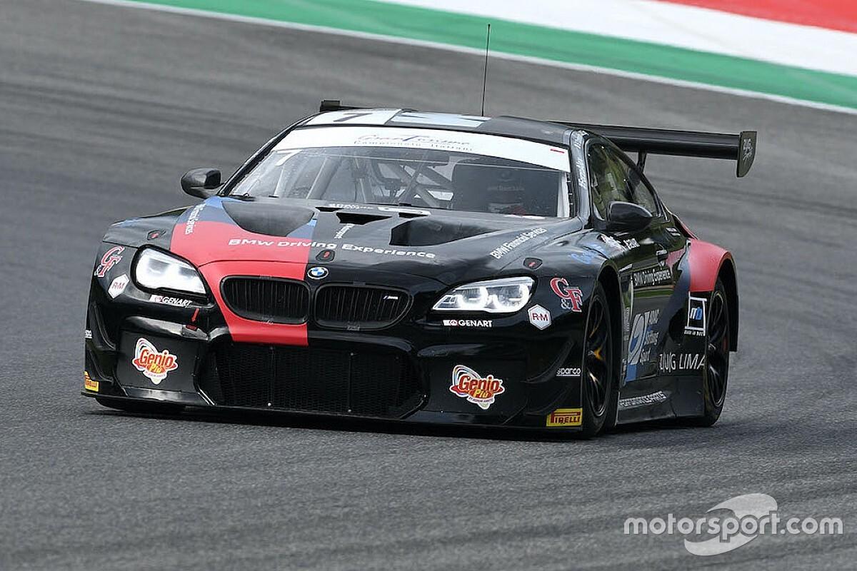 GT Italiano, Monza, Libere 2: svetta la BMW di Comandini-Zug
