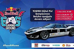 TOSFED Dijital heyecanı, Spa-Francorchamps ayağı ile devam ediyor