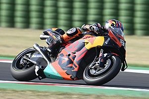 Misano MotoGP: Binder puts KTM on top in FP2