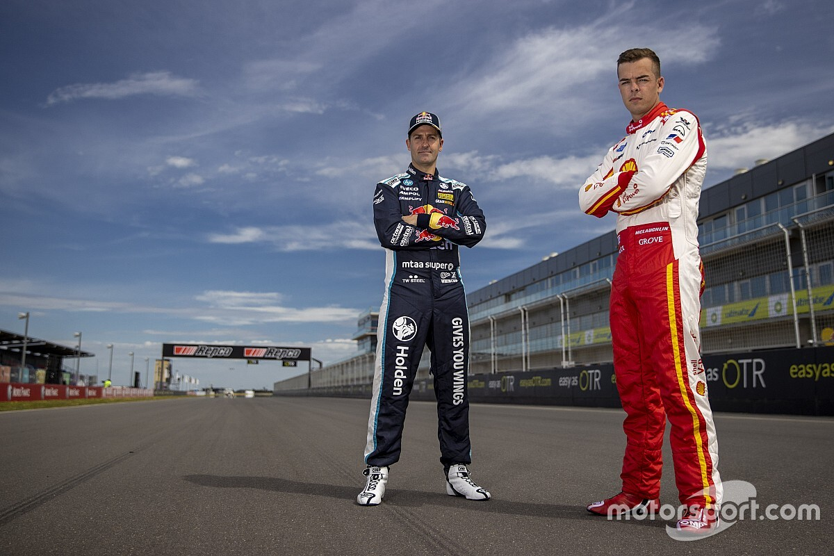 The Top 10 Supercars drivers of 2020