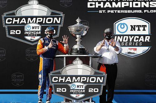 Dixon campeón de IndyCar 2020 y O'Ward segundo en St. Petersburg