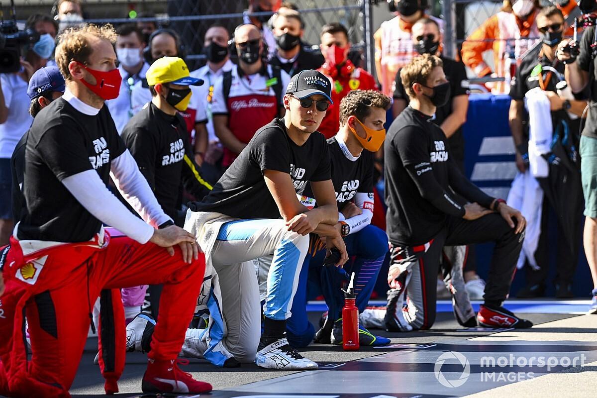 La F1 se propone ser 'más activa' en los problemas sociales