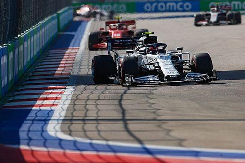 Grand Prix Rosji bez przeszkód