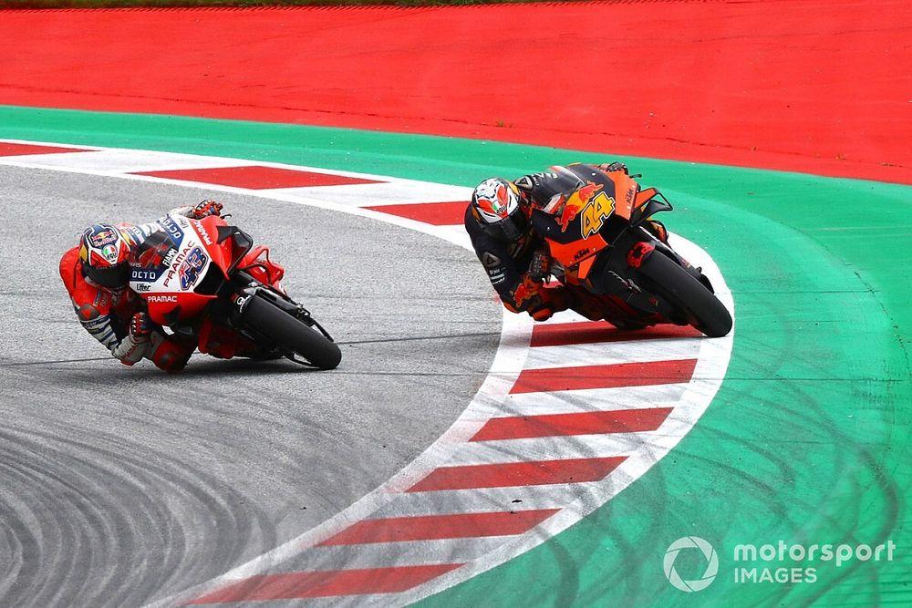 Espargaro en Miller wilden GP Stiermarken 'te graag' winnen