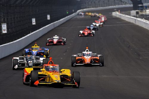 Improving the racing at Indy: How it's done, why it's tricky