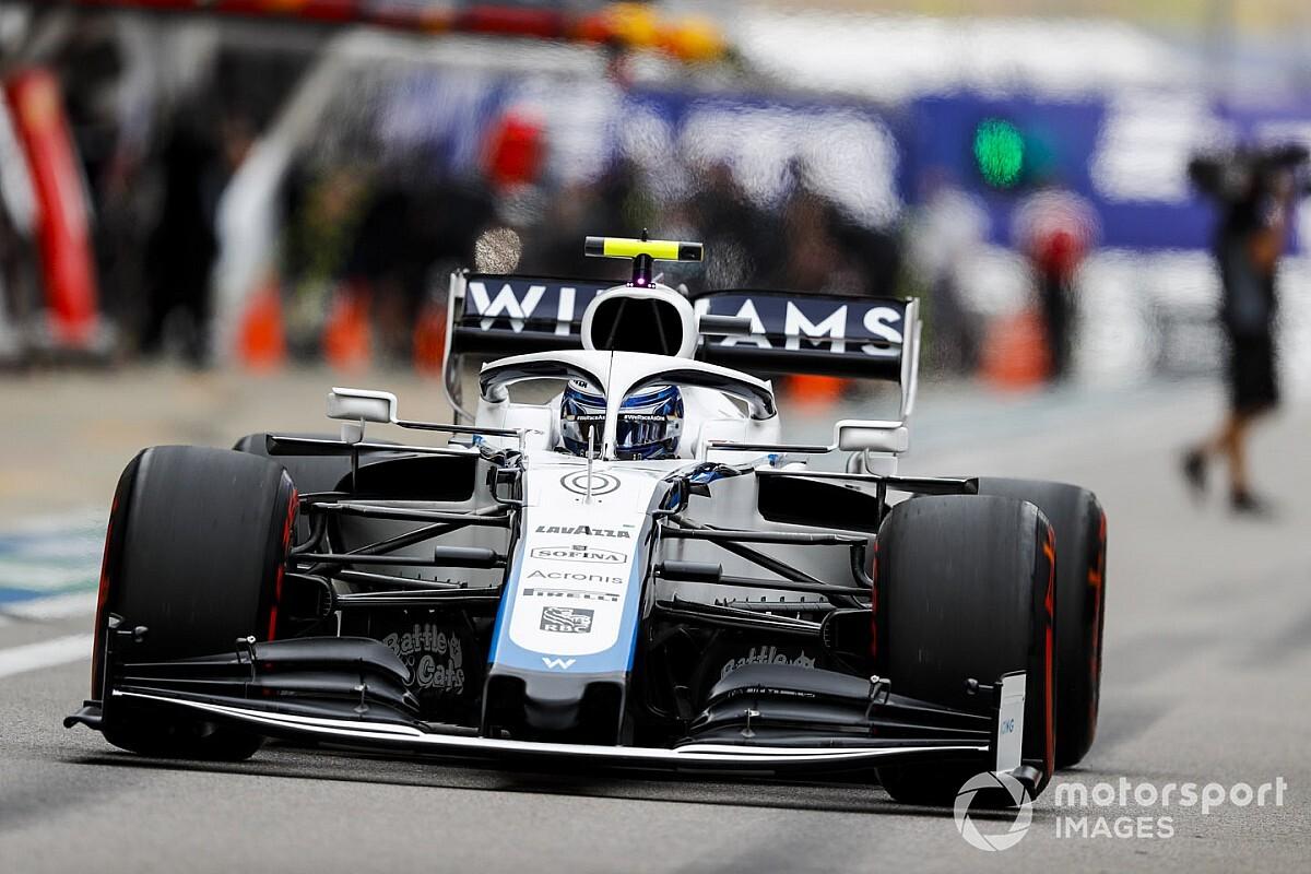 Latifi geeft zichzelf ruime voldoende voor debuutseizoen in F1