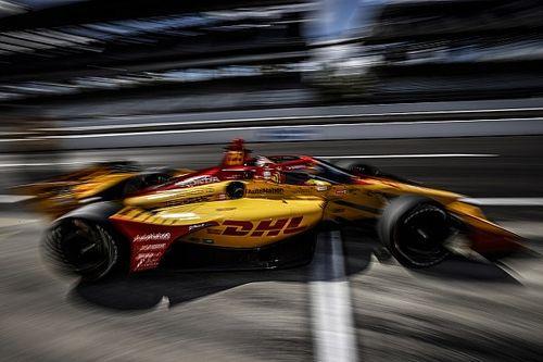 IndyCar tribute for WAU Supercars staff