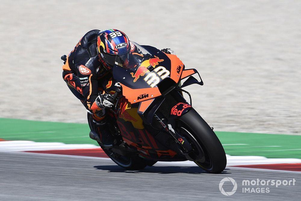 Binder, henüz MotoGP şampiyonluğunu düşünmüyor