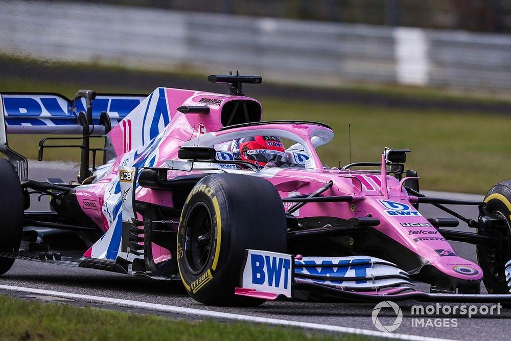 Racing Point prepara gli aggiornamenti W11 per il 2021