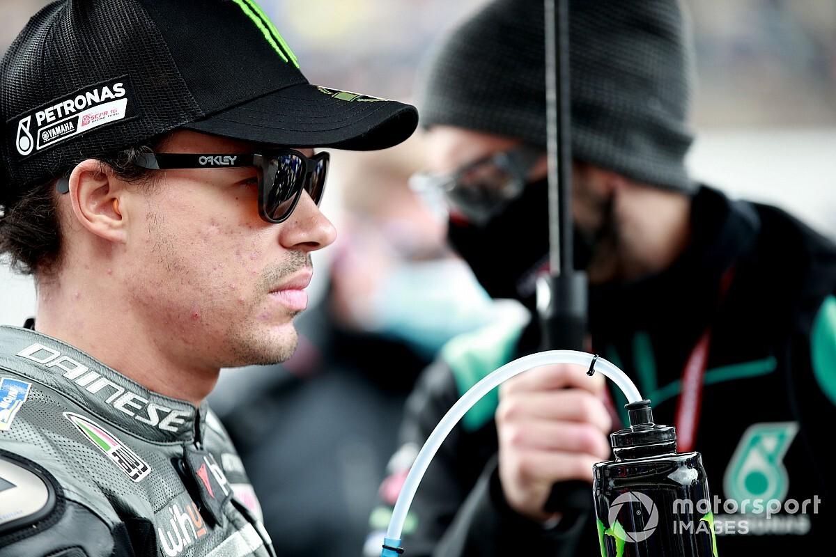 """Morbidelli: """"Non vedo Vale dal volo di ritorno da Le Mans"""""""