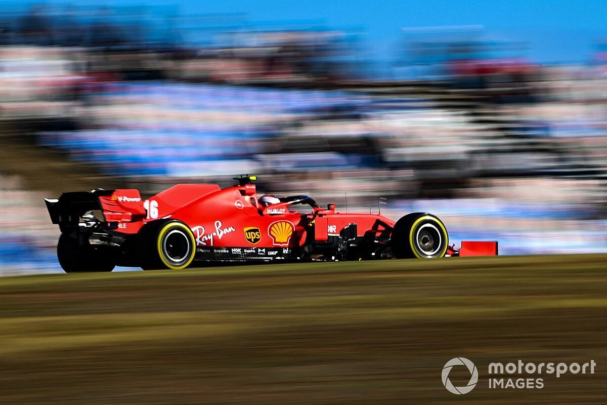 Strategie F1: è... giallo il vantaggio di Mercedes e Leclerc