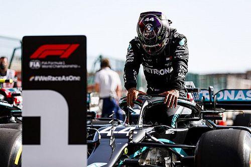 Portuguese GP: Hamilton beats Bottas to pole by 0.1s