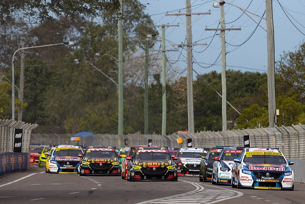 Friday critical for Townsville Supercars event