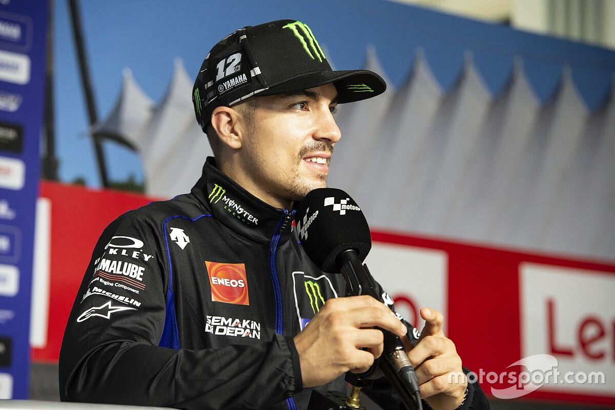 Misano MotoGP 1. antrenman: Vinales lider, Aprilia'lar ilk beşte