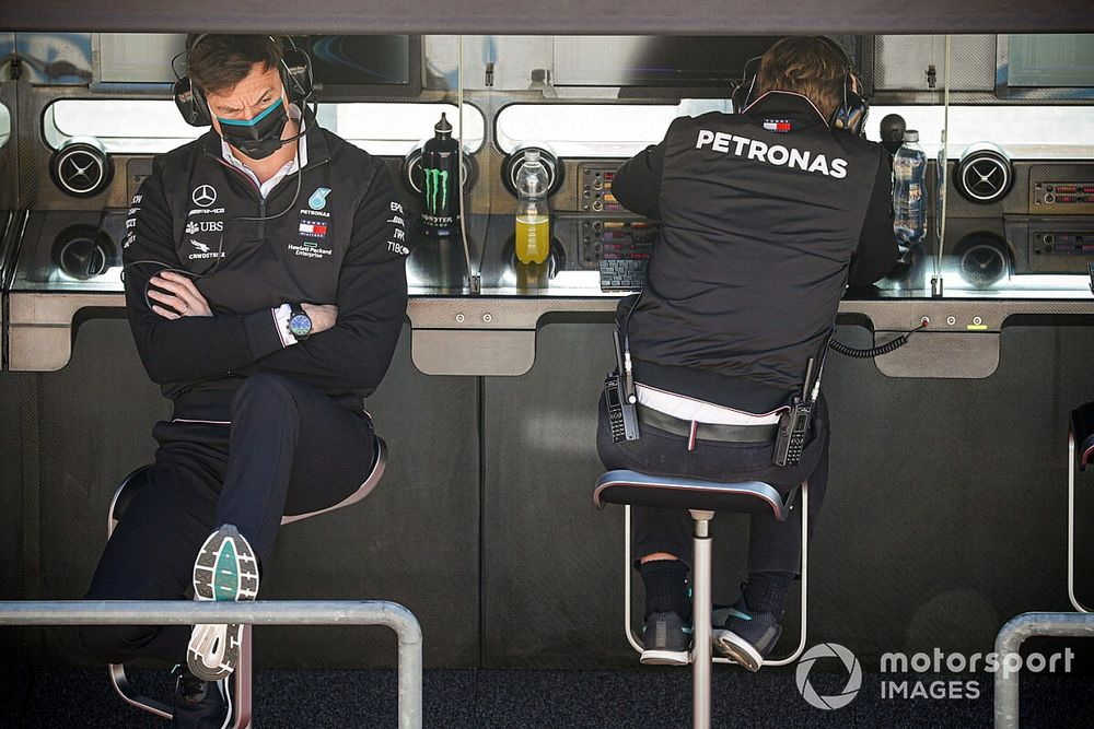 """Wolff: Mercedes still haunted by """"scepticism and pessimism"""""""
