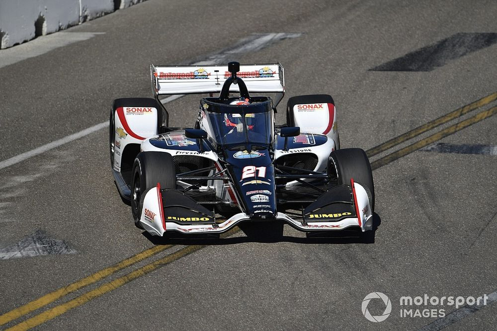 Ed Carpenter Racing retains VeeKay for 2021