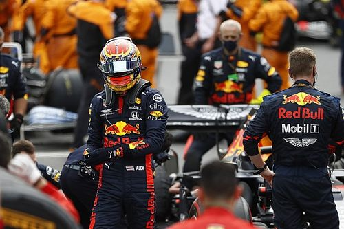 Red Bull: Albon tem 'última chance' e vê Hulk favorito para vaga em 2021
