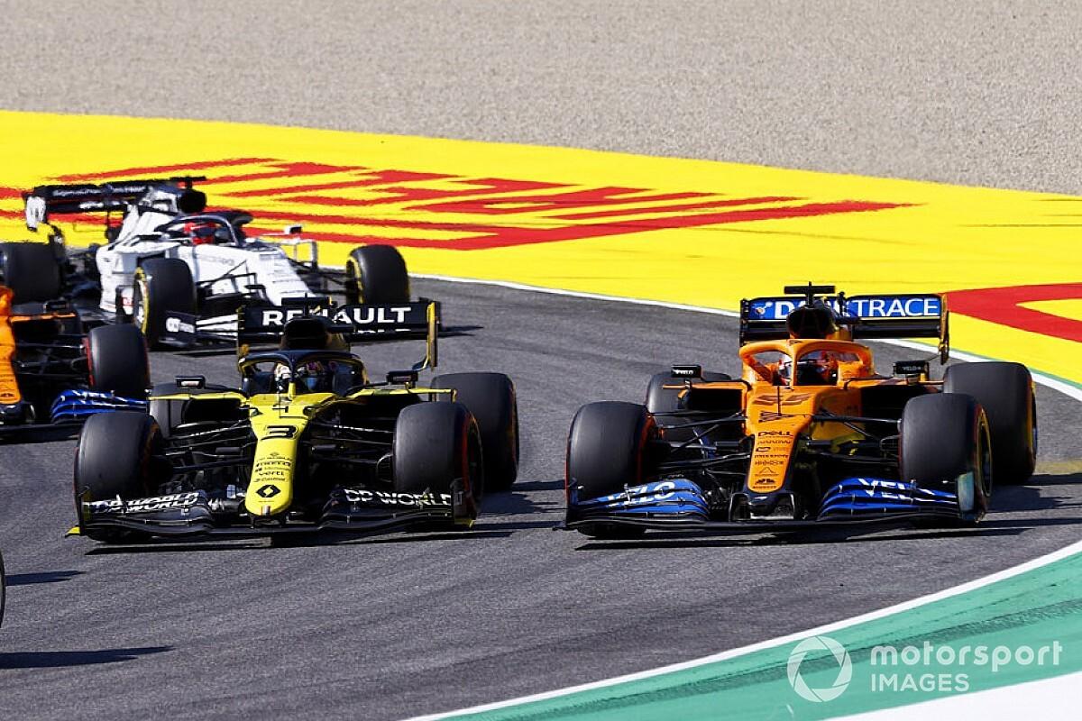 """McLaren a """"joint les actes à la parole"""" pour convaincre Ricciardo"""