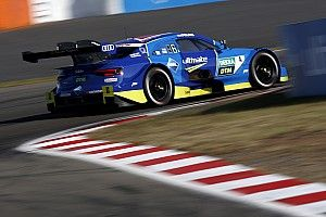 Frijns pakt op de Nürburgring puike, derde DTM-zege