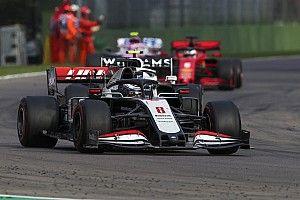 """23 GP en 2021 : Grosjean craint """"une explosion en plein vol"""""""