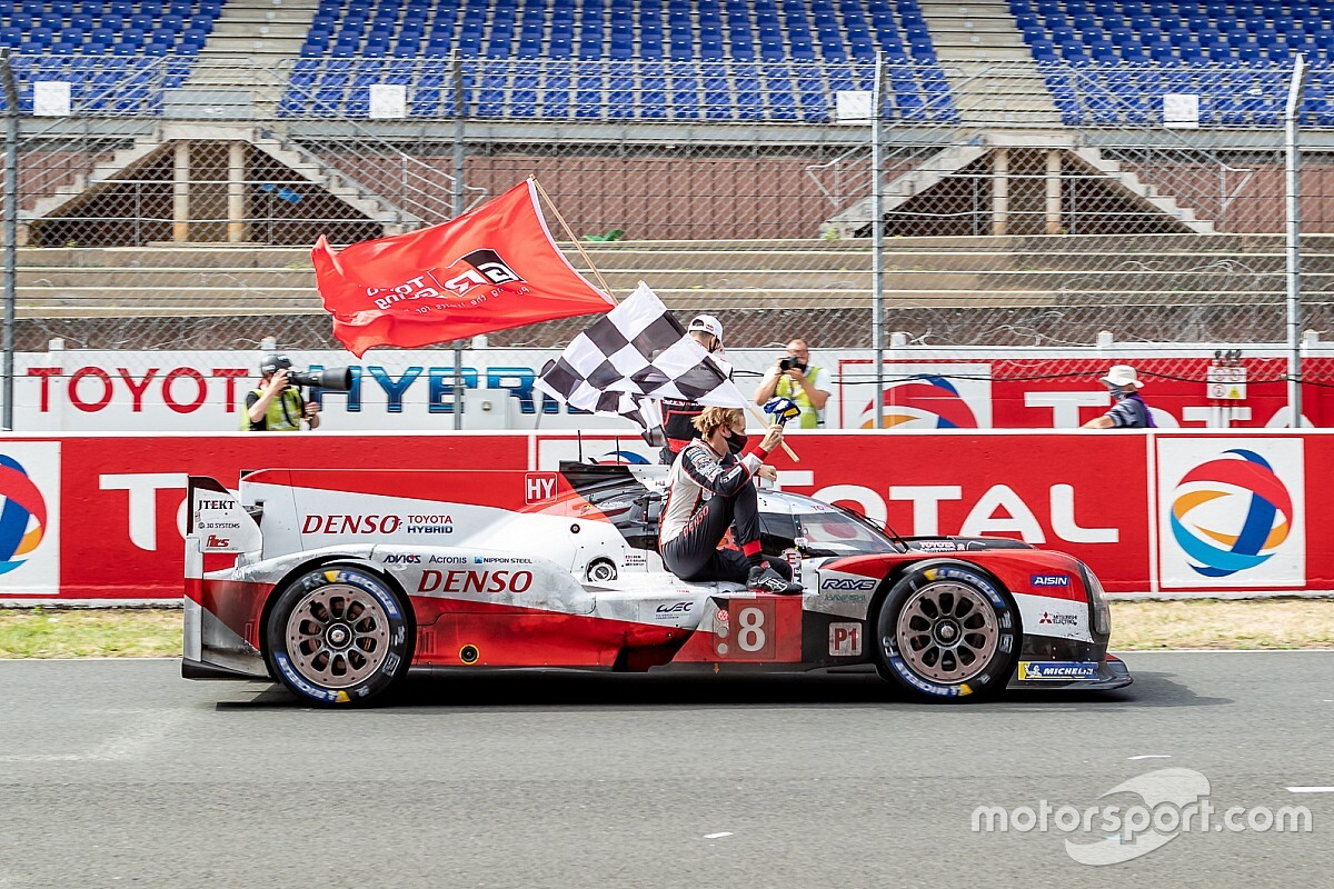 Why running Le Mans without the fanfare was crucial
