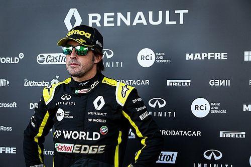 Alonso po operacji