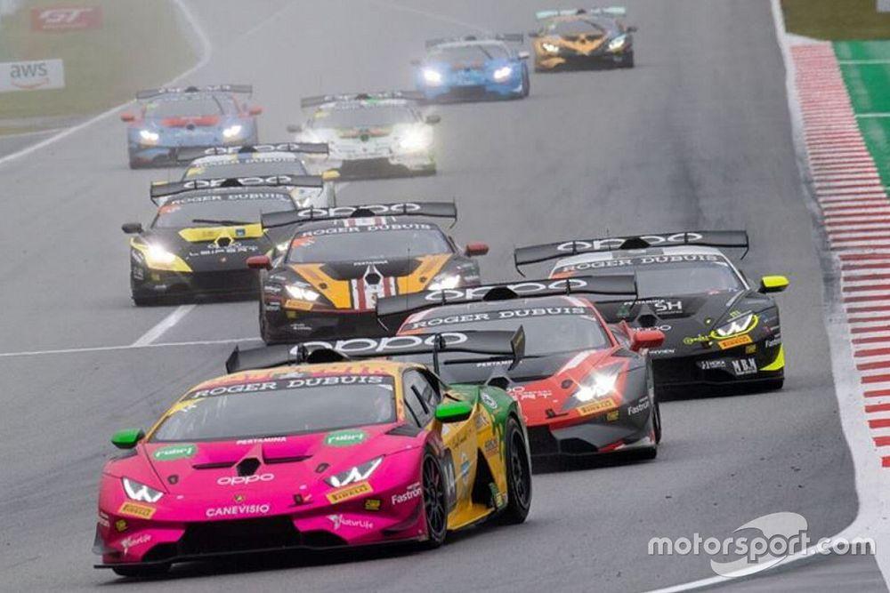 Lamborghini Super Trofeo: a Barcellona doppietta Oregon Team