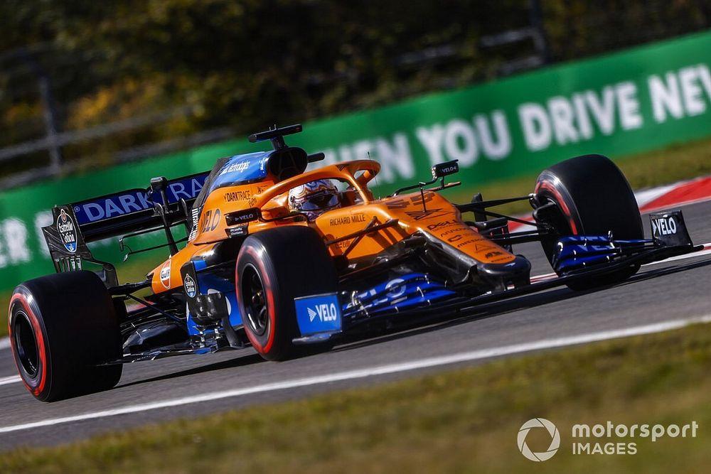 Vraagtekens bij Sainz en McLaren: Updates Eifel missen effect