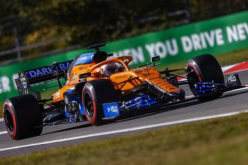 Sainz blames new upgrade struggles for Eifel GP disappointment