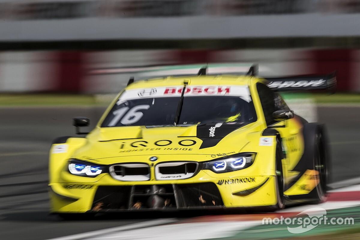 Pierwszy rząd dla BMW, Kubica 13
