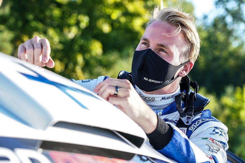Lappi dans une cinquième Toyota au Rallye de Finlande!
