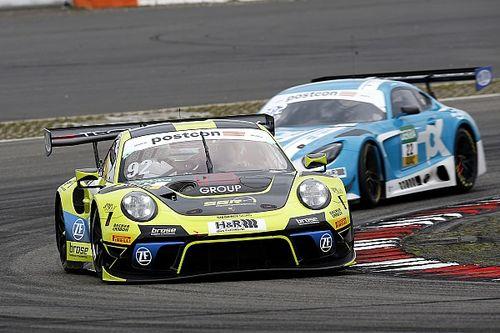 Ammermüller i Engelhart mistrzami GT Masters