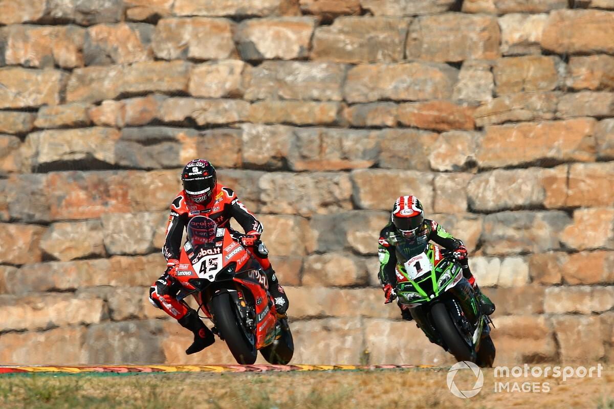 Aragon WSBK: Redding defeats Rea for Superpole race win
