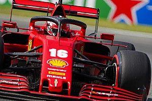 Ferrari llevará una decoración clásica en el GP de la Toscana