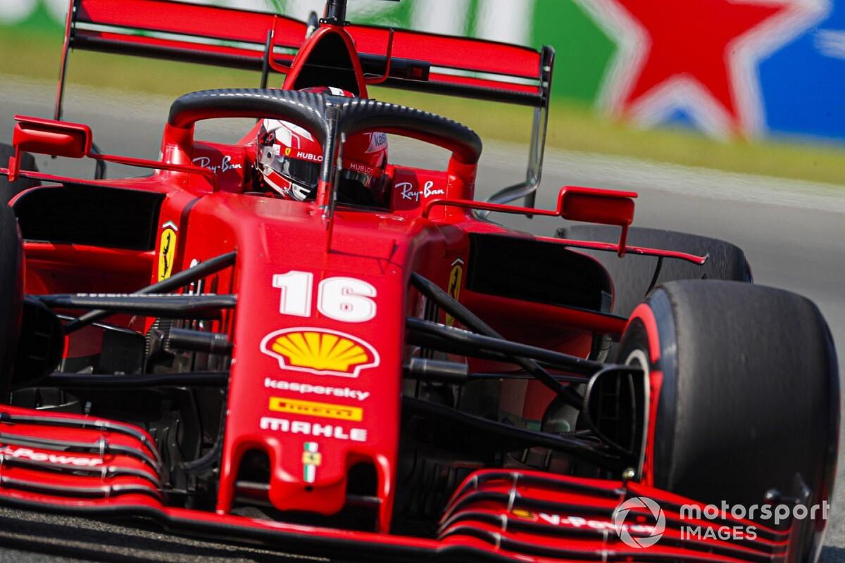 """Leclerc: """"Sono dove volevo essere, il momento è duro"""""""