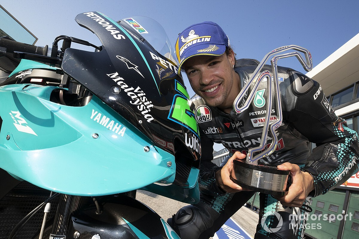 Podcast: How Morbidelli scored his maiden MotoGP win