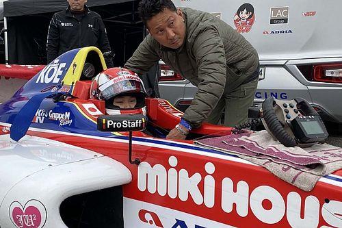 """Juju、今季もデンマークF4参戦へ。フィッティパルディJr.との""""2世ドライバー対決""""も実現"""