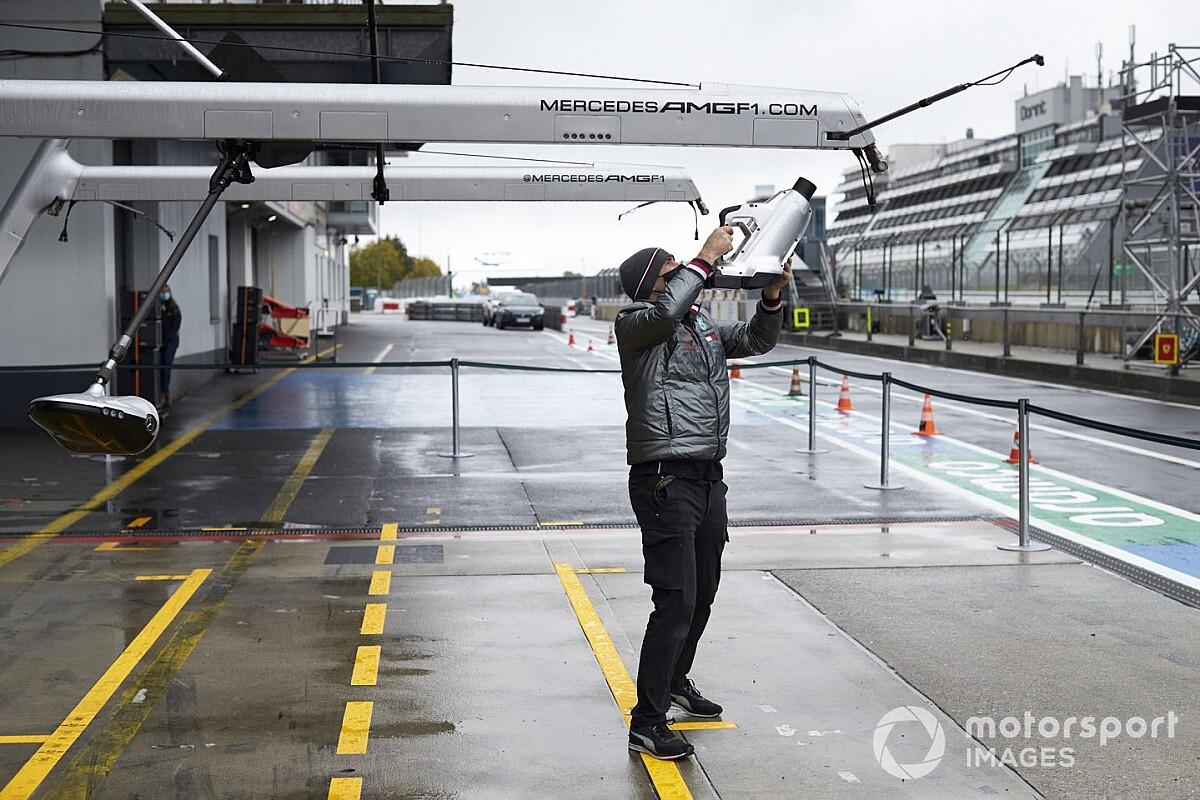 Mercedes: un altro positivo, isolati cinque membri del team