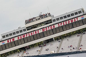 NASCAR New Hampshire race weekend schedule