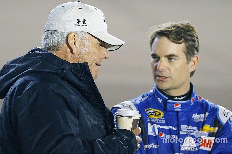 """Gordon se sentiría """"honrado"""" de un día dirigir Hendrick Motorsports"""