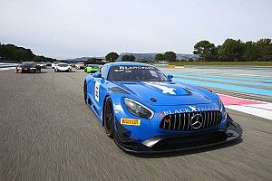 Team Black Falcon's Mercedes ready for the endurance challenge at Monza