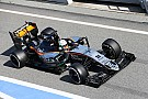 Sahara Force India completes the last day of the first pre-season test in Barcelona