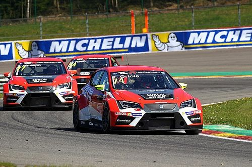 Team Craft-Bamboo regain drivers' championship lead at Spa-Francorchamps