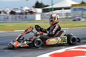 Hiltbrand wins second European Championship round amid last-lap chaos