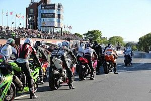 Isle of Man TT: Rider airlifted to hospital after course car collision
