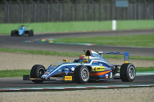 Imola F4: Maini leads rookie standings after double podium