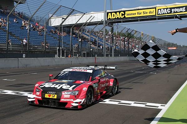 Молина одержал вторую победу в DTM