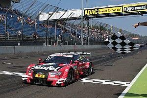 DTM Lausitzring: Miguel Molina führt Audi-Doppelsieg an