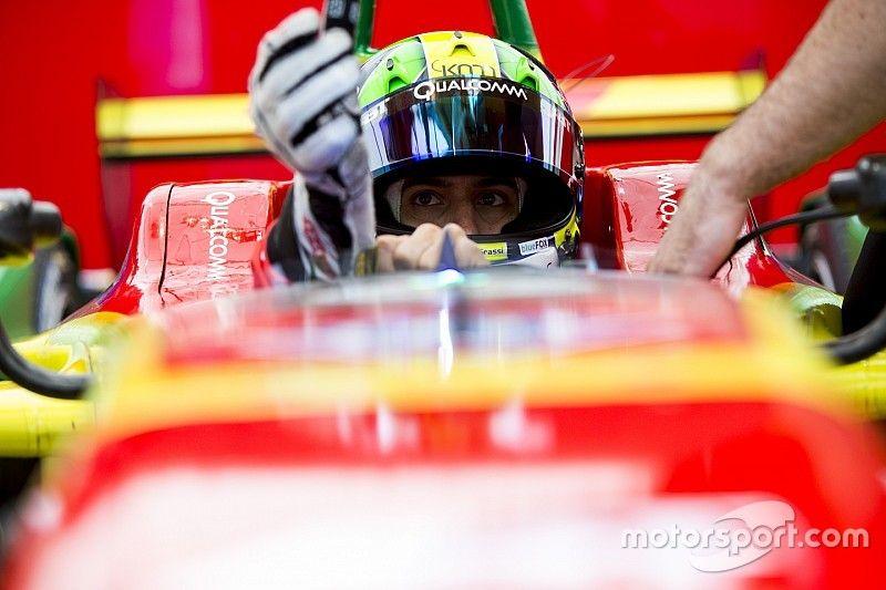 Di Grassi fights in London for the Formula E championship battle